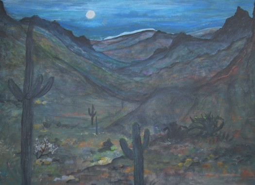'desert dreams'